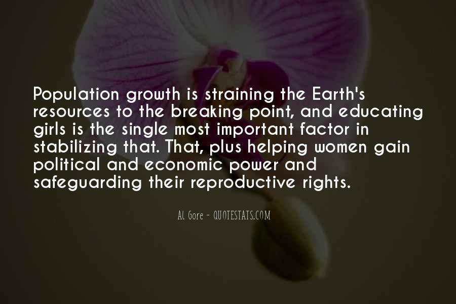 Quotes About Helping The Earth #517342