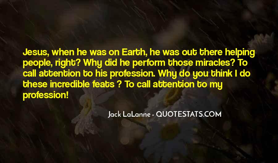 Quotes About Helping The Earth #752647