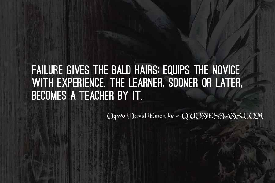 Quotes About Novice #1171906