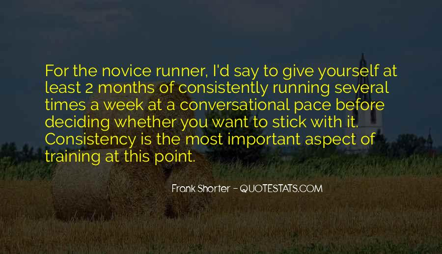 Quotes About Novice #1211399