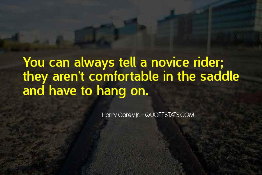 Quotes About Novice #1596995