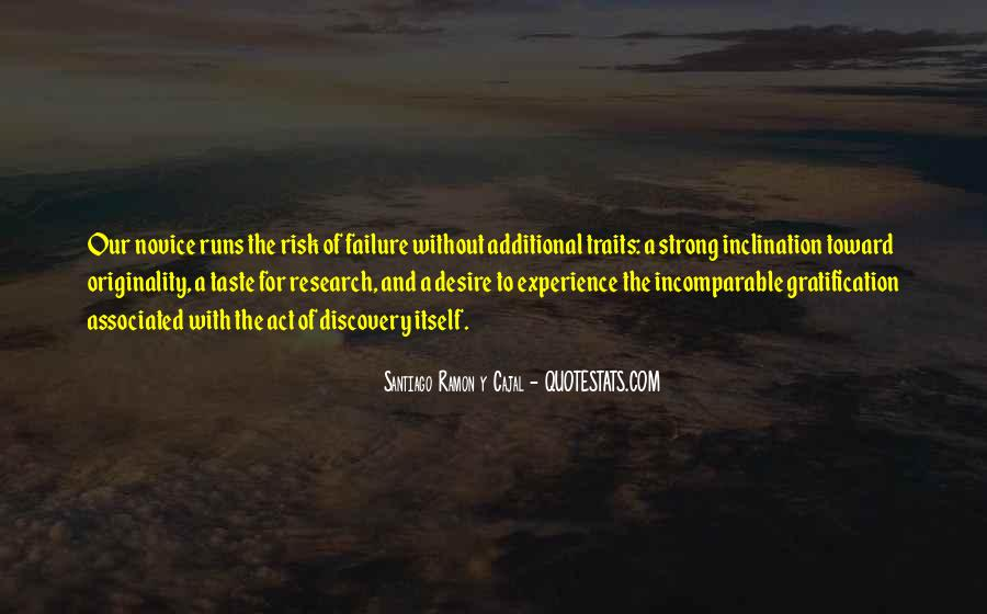 Quotes About Novice #517631