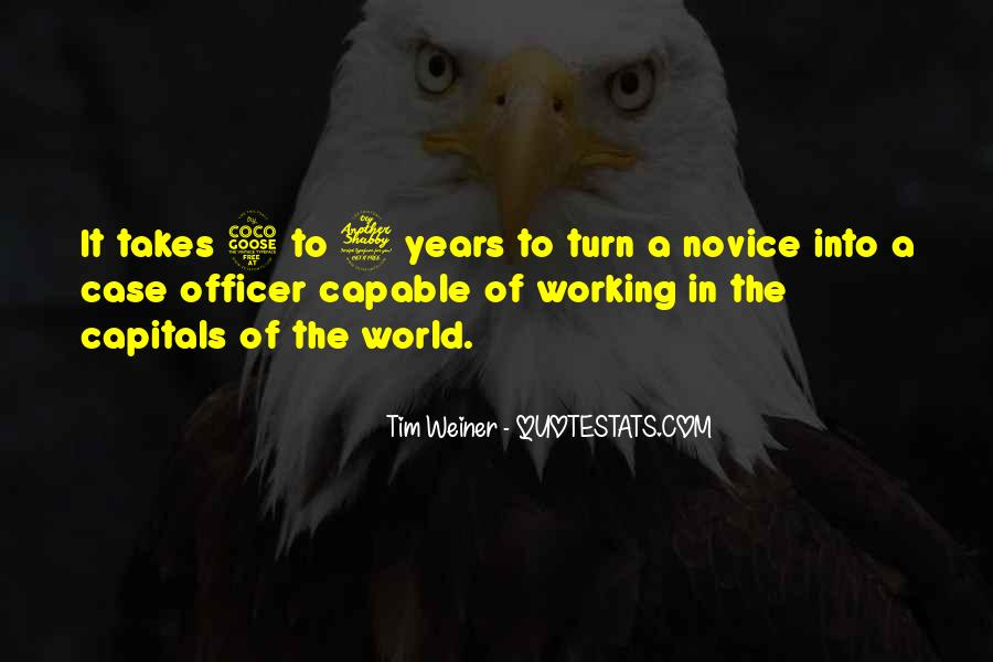 Quotes About Novice #736167