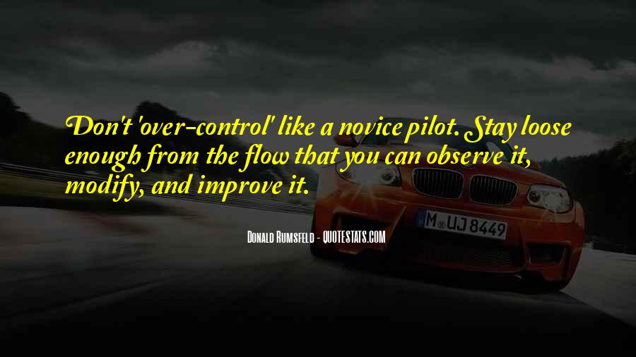 Quotes About Novice #885305