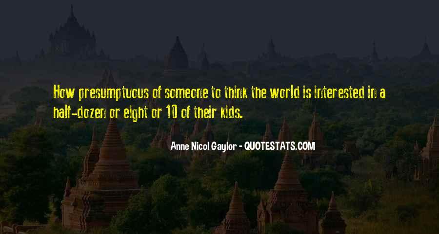 Quotes About Dozen #244014