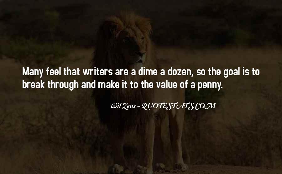 Quotes About Dozen #254549