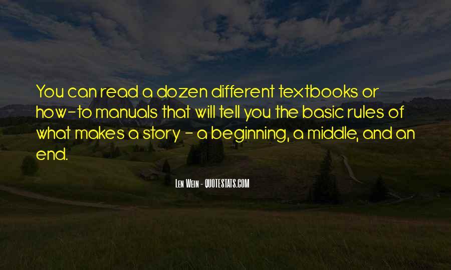 Quotes About Dozen #258100