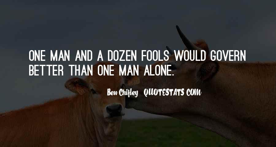Quotes About Dozen #57381