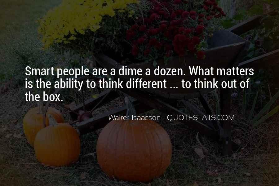Quotes About Dozen #62445