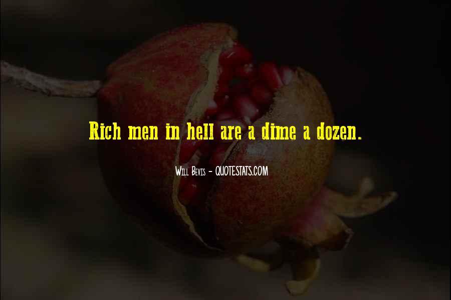 Quotes About Dozen #90562