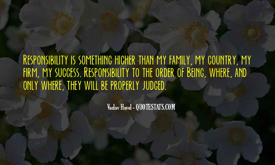 Quotes About Being Judged For Your Past #142432
