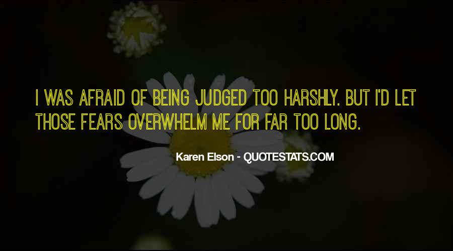 Quotes About Being Judged For Your Past #184584