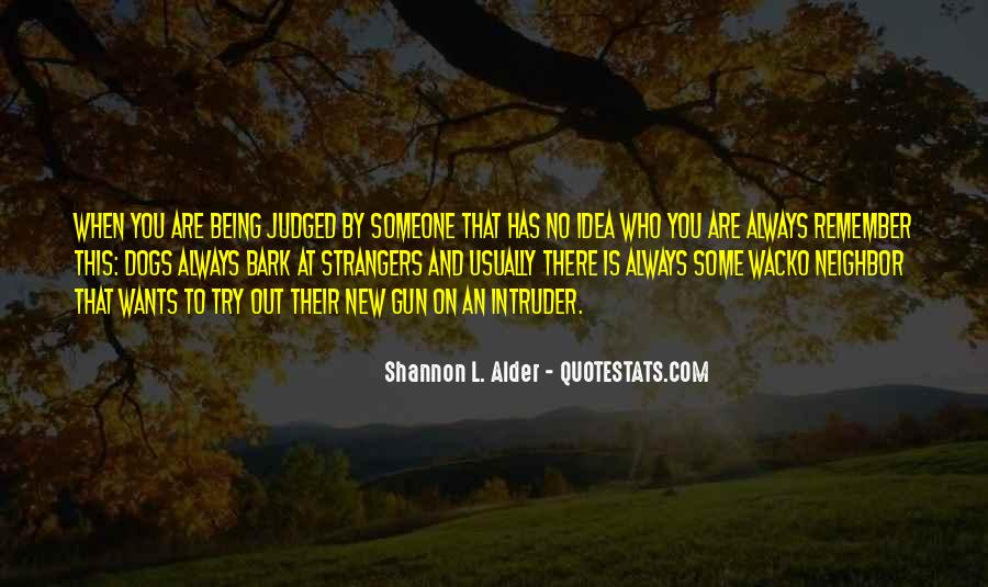 Quotes About Being Judged For Your Past #62812