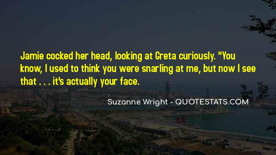Quotes About Snarling #929444