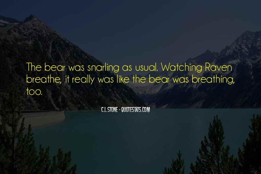 Quotes About Snarling #977332