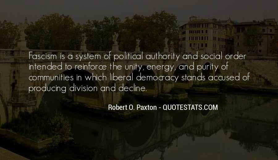 Quotes About Liberal Democracy #1068152