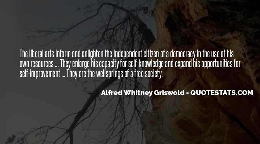 Quotes About Liberal Democracy #1085460