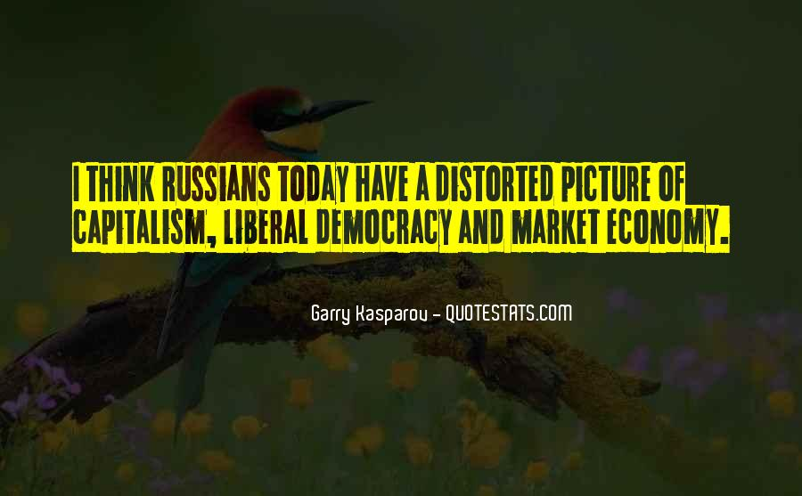 Quotes About Liberal Democracy #1308017