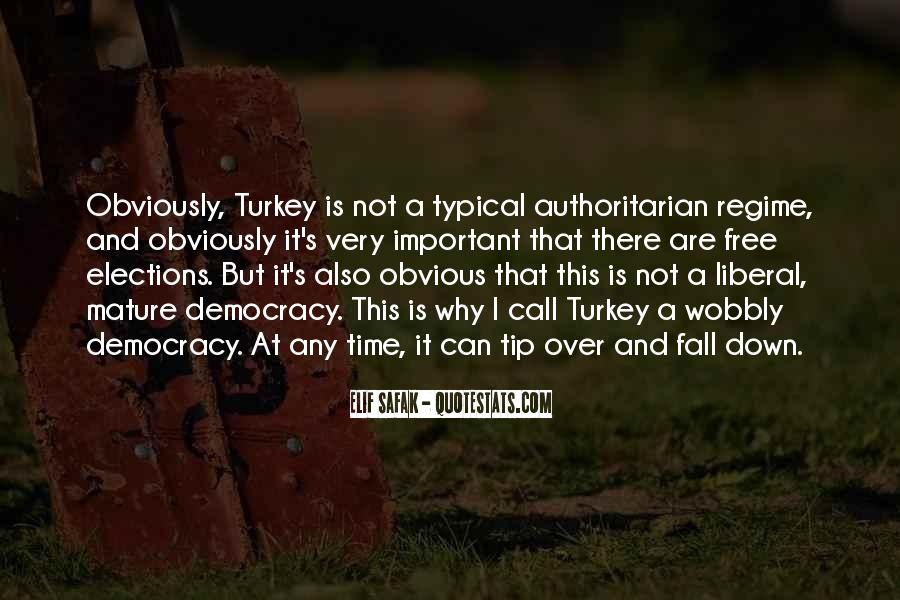 Quotes About Liberal Democracy #445120