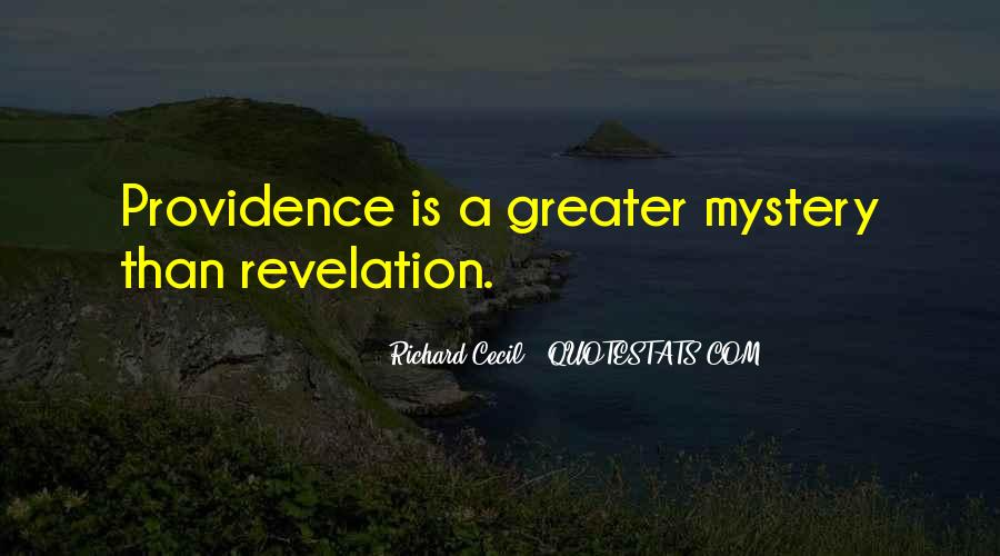 Quotes About Revelation #136727