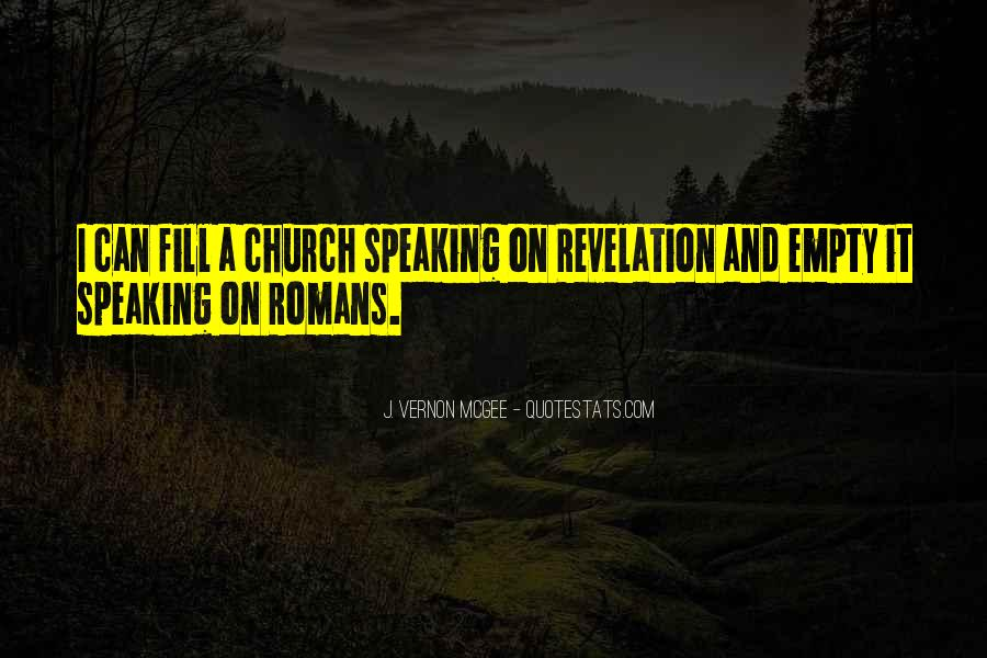Quotes About Revelation #137033