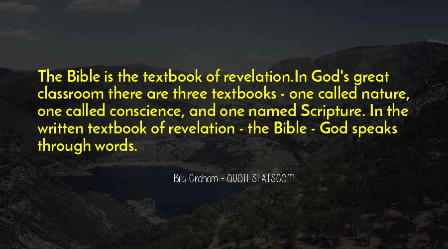 Quotes About Revelation #157017