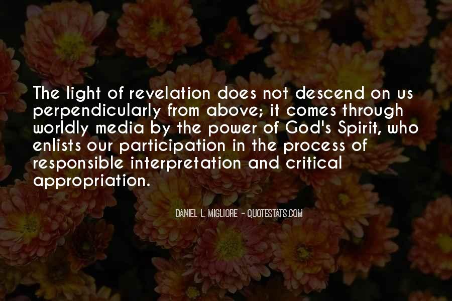Quotes About Revelation #162062