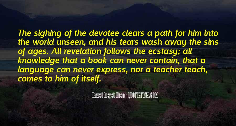 Quotes About Revelation #27903