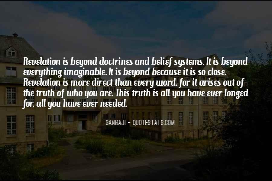 Quotes About Revelation #43650