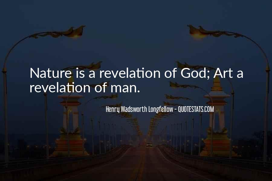 Quotes About Revelation #50882