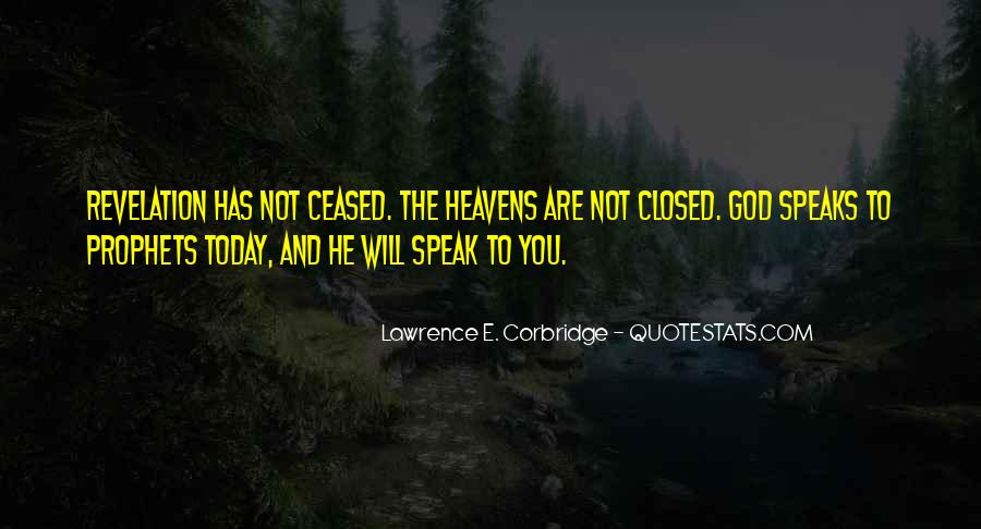 Quotes About Revelation #73663
