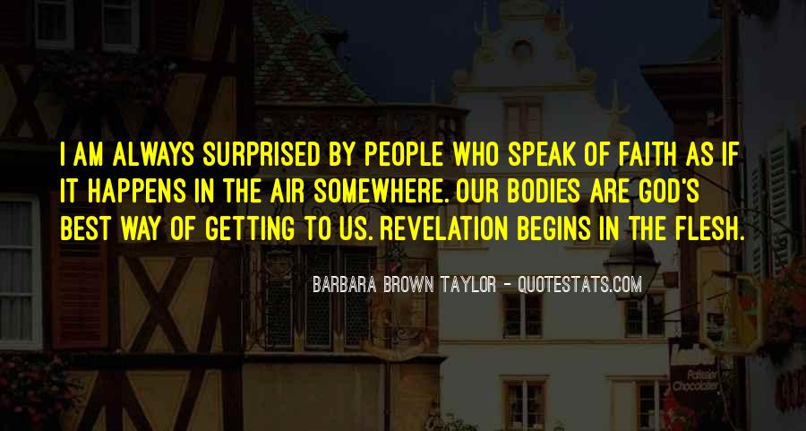 Quotes About Revelation #75833