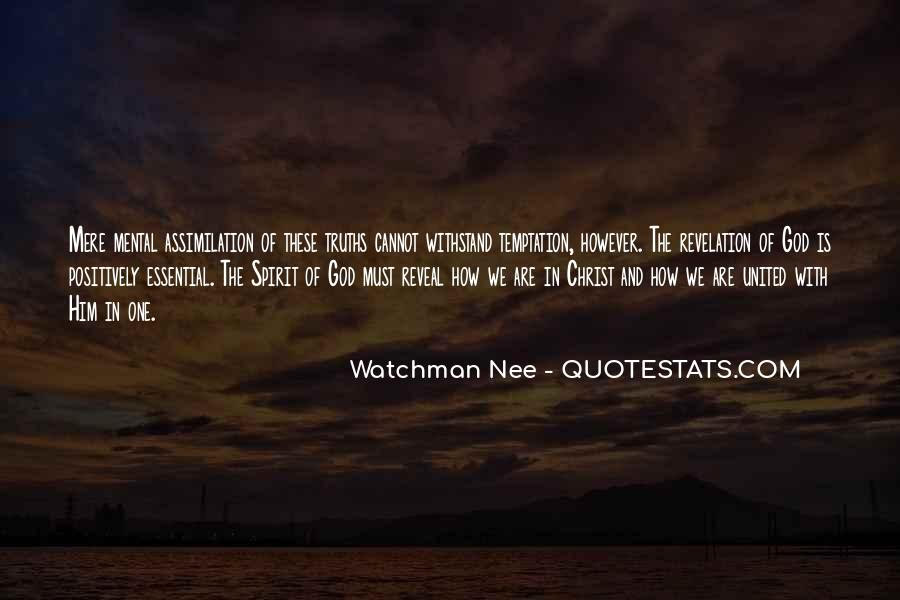 Quotes About Revelation #7642