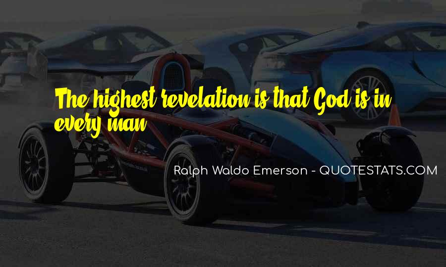 Quotes About Revelation #9229