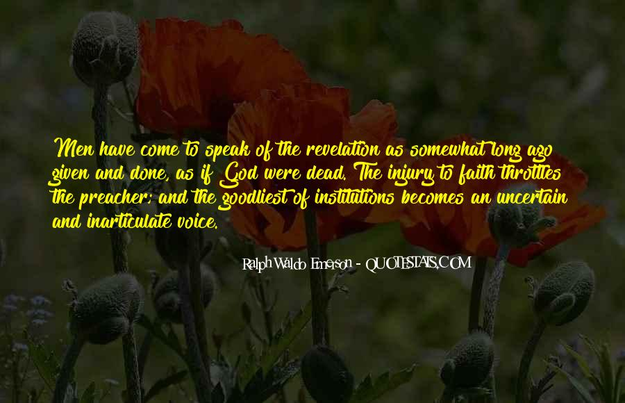 Quotes About Revelation #93735