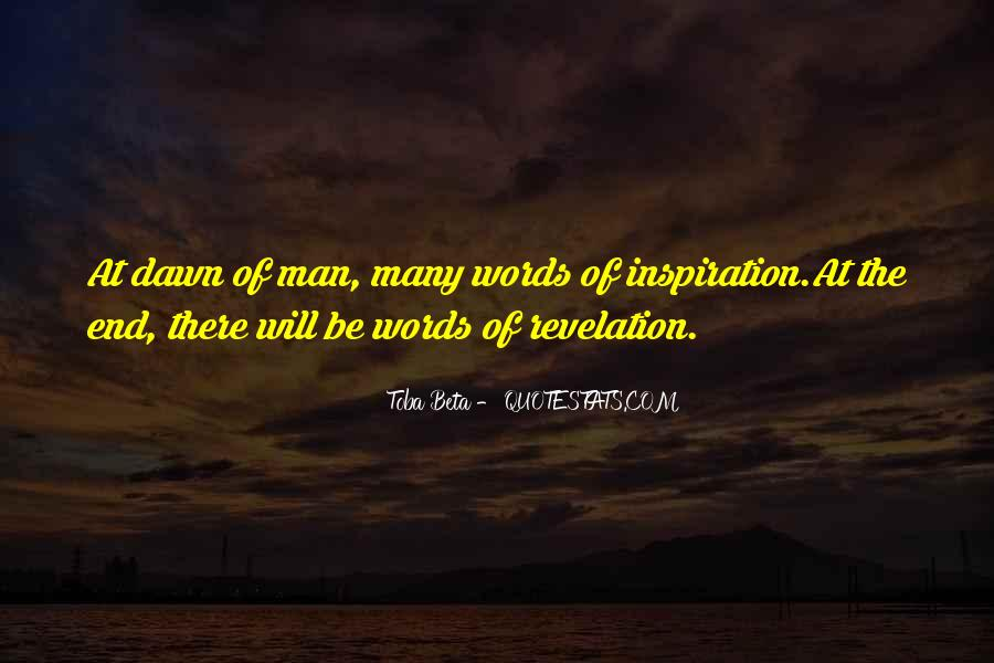 Quotes About Revelation #94525
