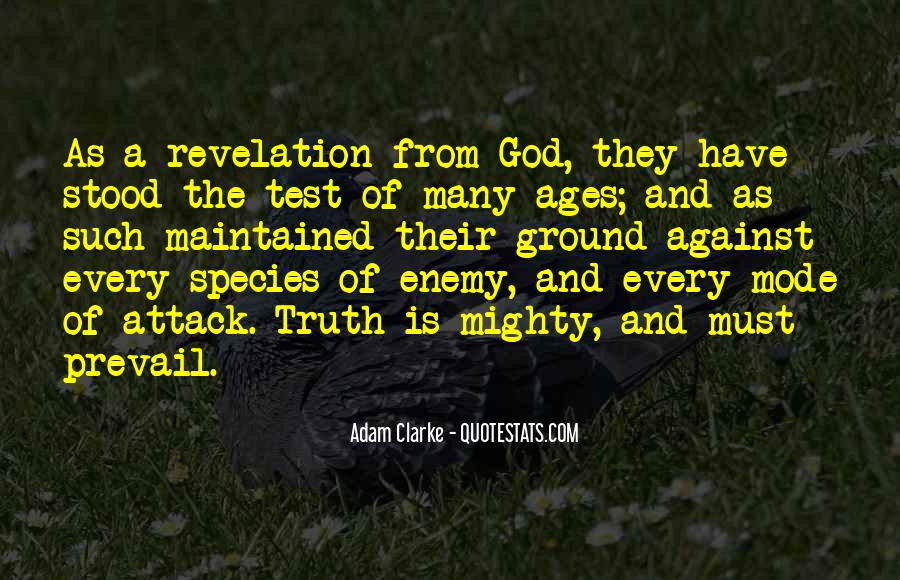 Quotes About Revelation #98451