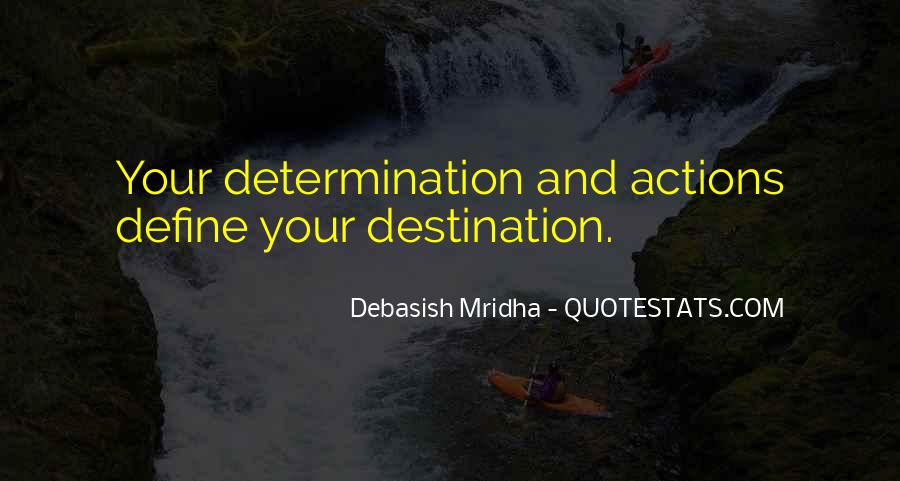 Quotes About Your Actions Define You #1011663
