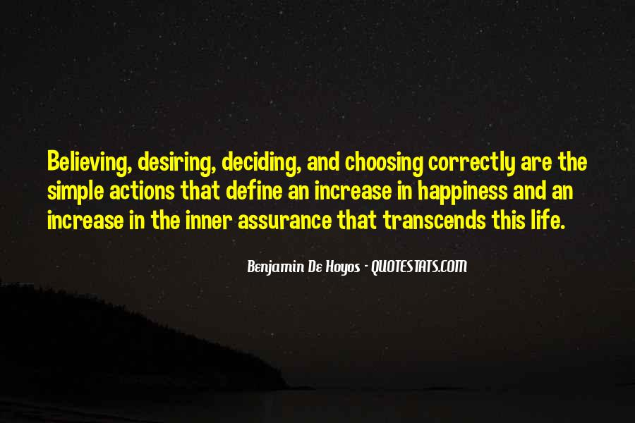 Quotes About Your Actions Define You #1809431