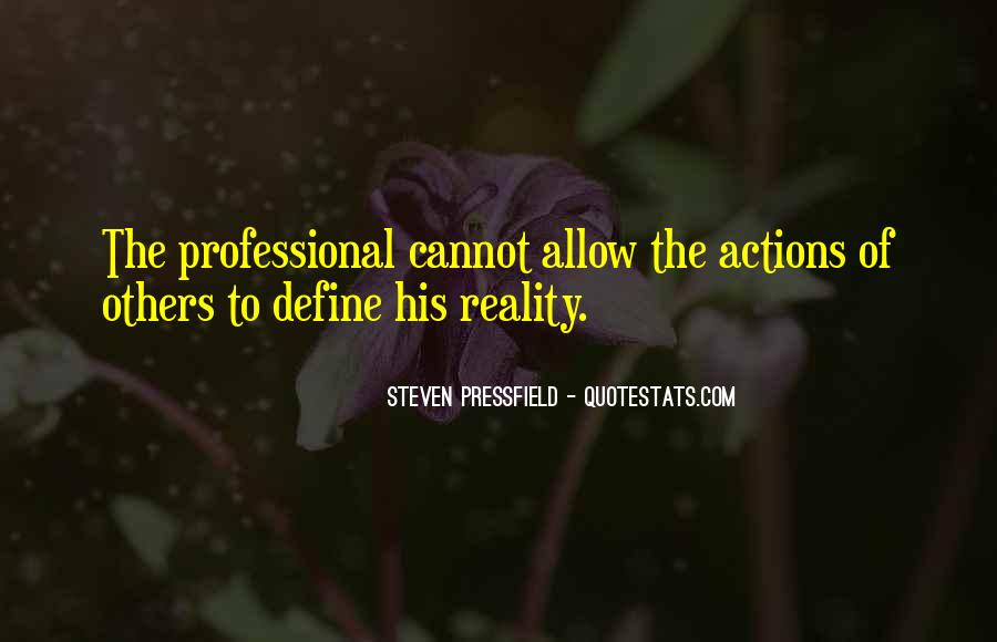 Quotes About Your Actions Define You #990329