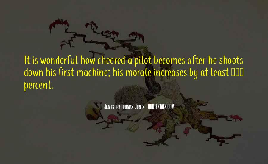 Quotes About Pilots #118777