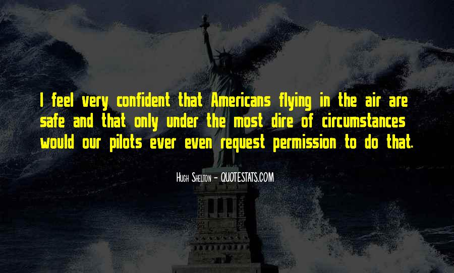 Quotes About Pilots #124353