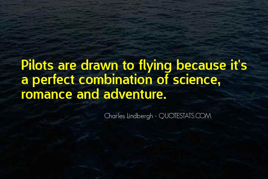 Quotes About Pilots #160535