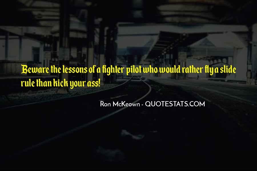 Quotes About Pilots #173419