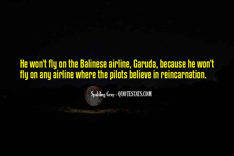 Quotes About Pilots #318785
