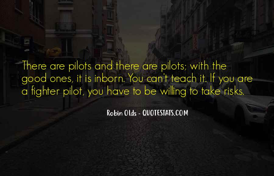 Quotes About Pilots #367489
