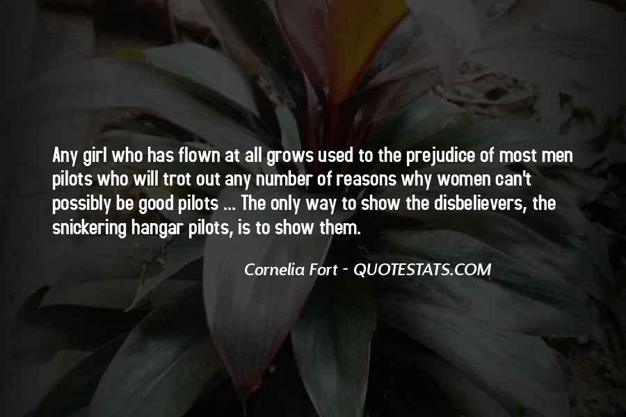 Quotes About Pilots #426926