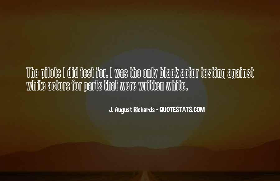 Quotes About Pilots #469408