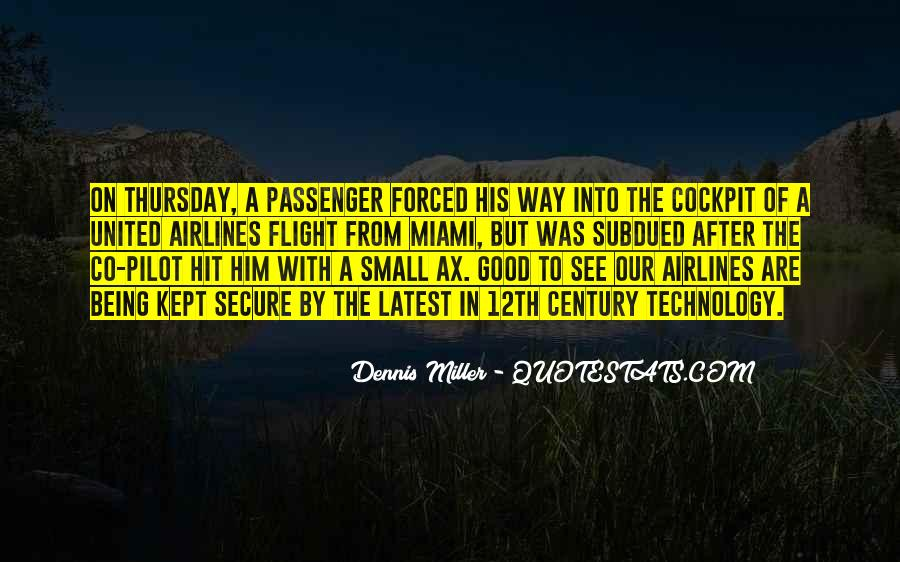 Quotes About Pilots #505155