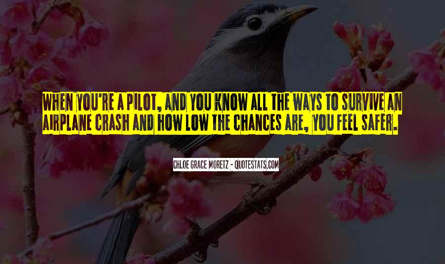 Quotes About Pilots #585589